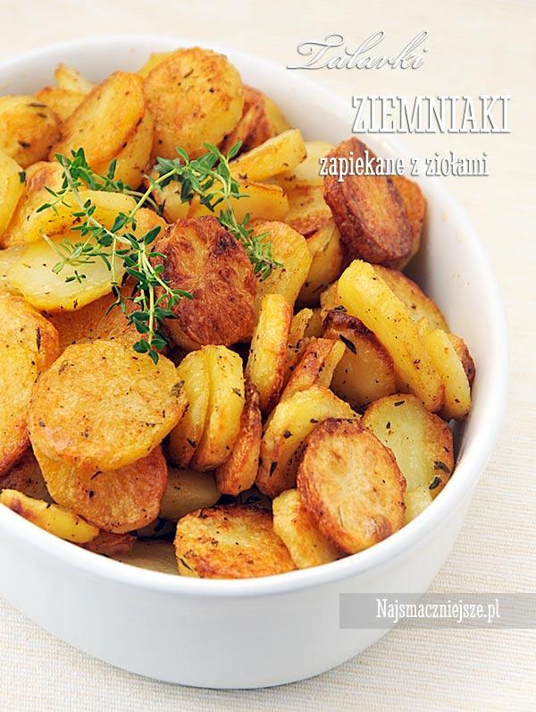 Ziemniaki zapiekane – Talarki