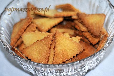 Ciasteczka cytrynowe