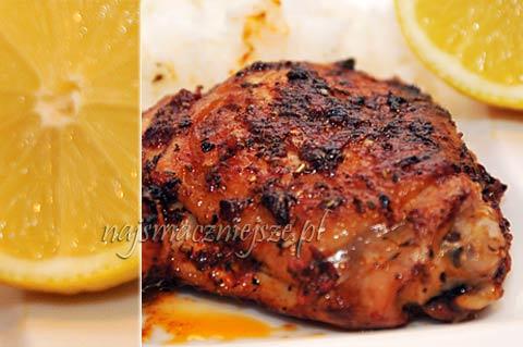 Kurczak ziołowo-cytrynowy