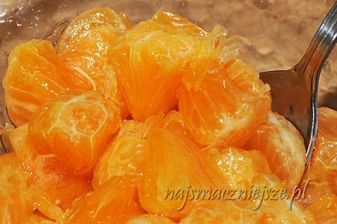 Deser mandarynkowy