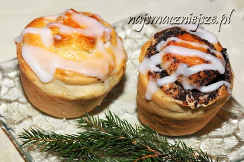 Lukrowane muffiny