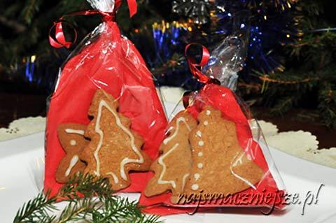 Słodka dekoracja stołu świątecznego