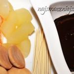 Fondue czekoladowe