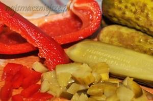 Krojone warzywa
