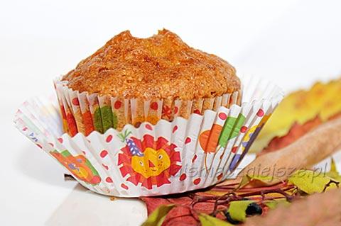 Marchewkowe muffiny