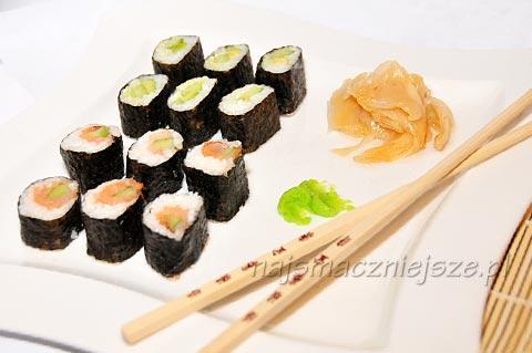 sushi hoso-maki