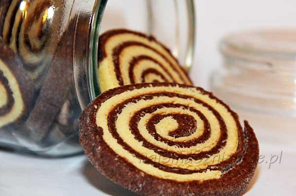 Ciastka Ślimaki