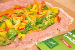 Farsz z warzyw
