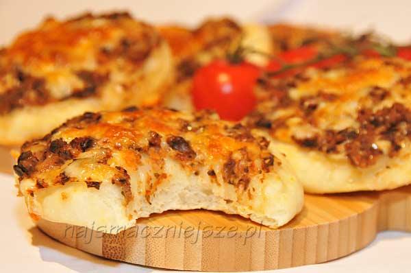 Pizza jako przekąska