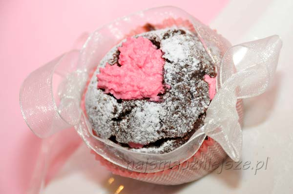 Muffiny na Walentynki
