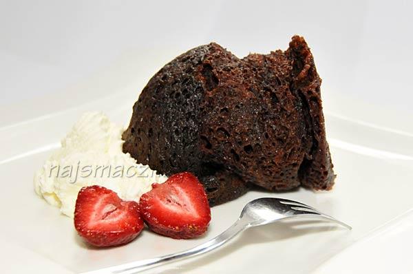 Ciasto czekoladowe w 5 minut