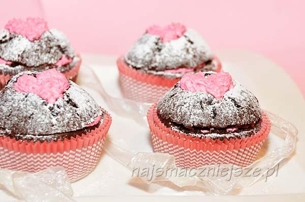 Muffiny walentynkowe
