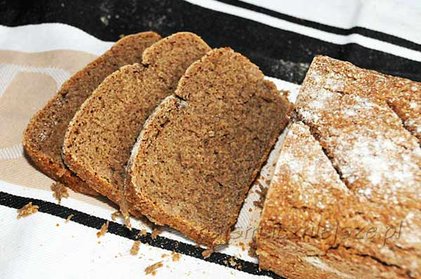 Chleb na Guinnessie