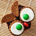 Muffina z sową