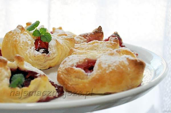 Ciasteczka z wiśniami