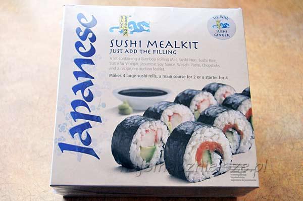 Konkurs z Sushi