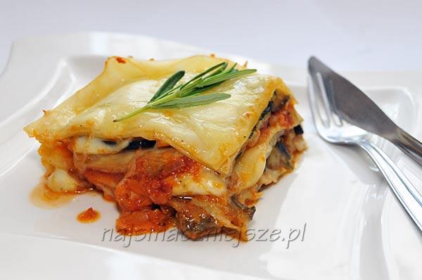 Lasagne bez mięsa