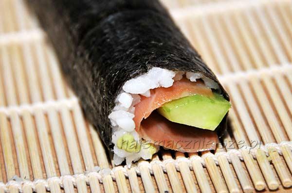 Konkurs z Sushi – Rozwiązanie
