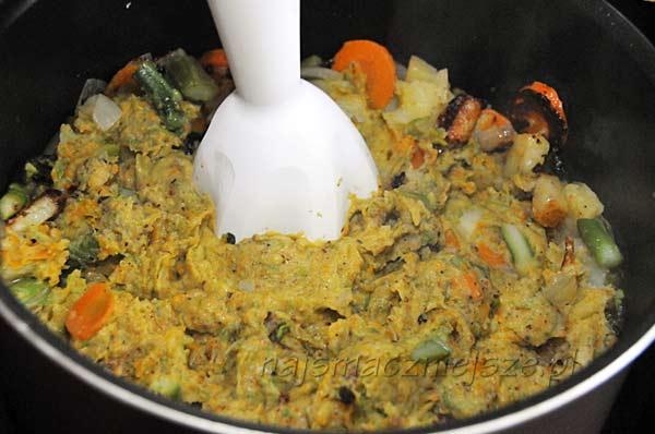 Warzywa do zupy