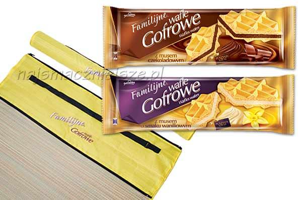 Wafle Gofrowe – konkurs