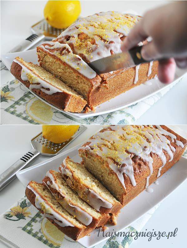 Ciasto z lawendą