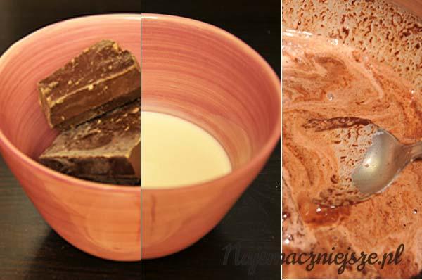 Masa czekoladowa