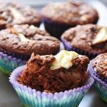 Muffiny czekoladowe z cynamonem