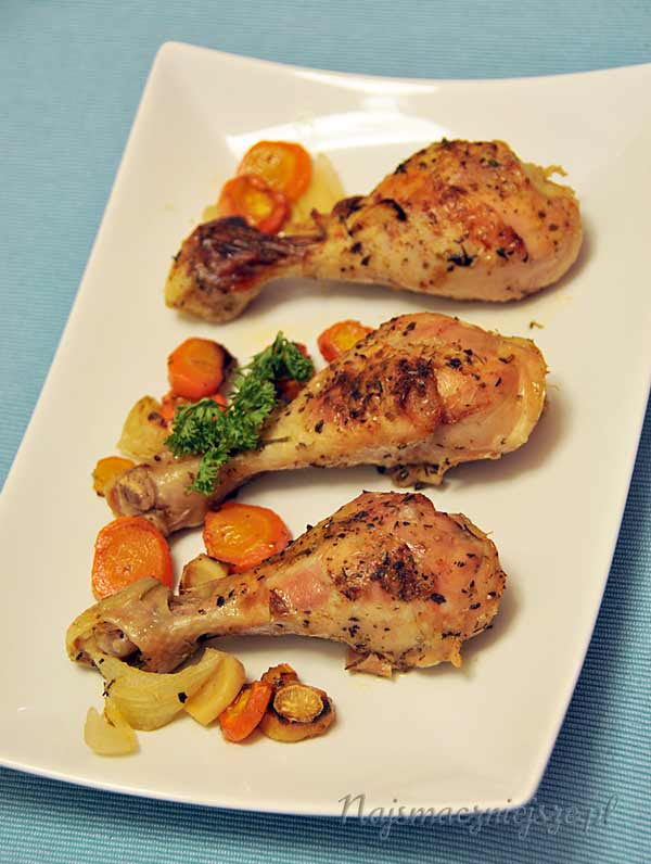Pałki kurczaka