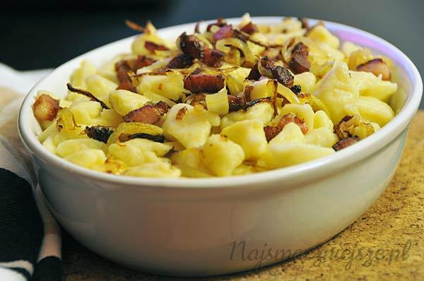 Kopytka z ziemniaków