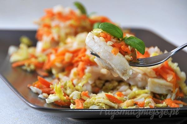 Ryba Pieczona Z Warzywami Najsmaczniejsze Pl
