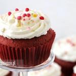 Babeczki Red Velvet