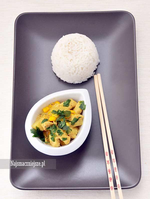 Kurczak curry