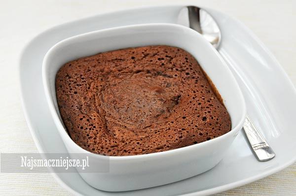 Deser - Pudding czekoladowy