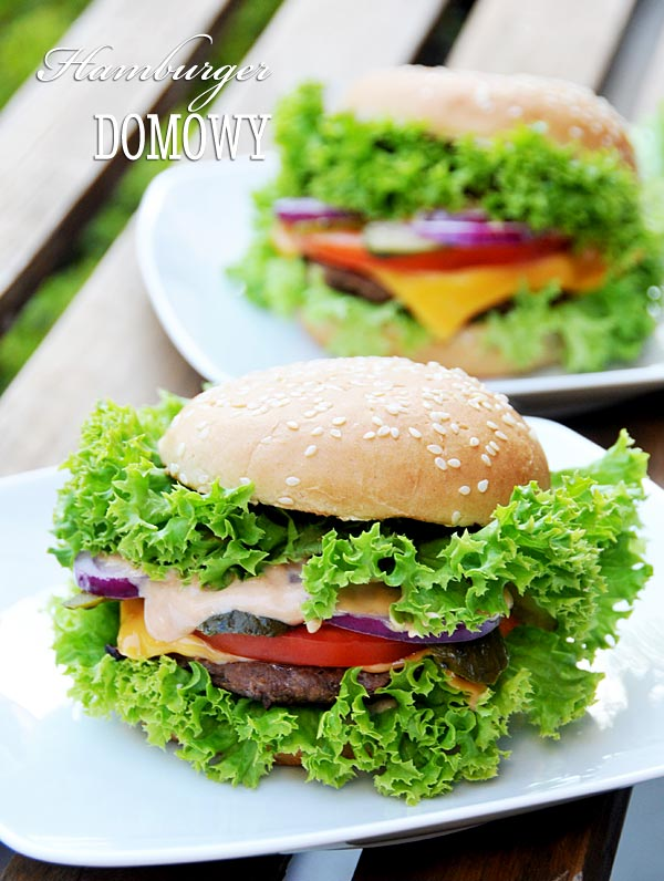 Hamburger domowy