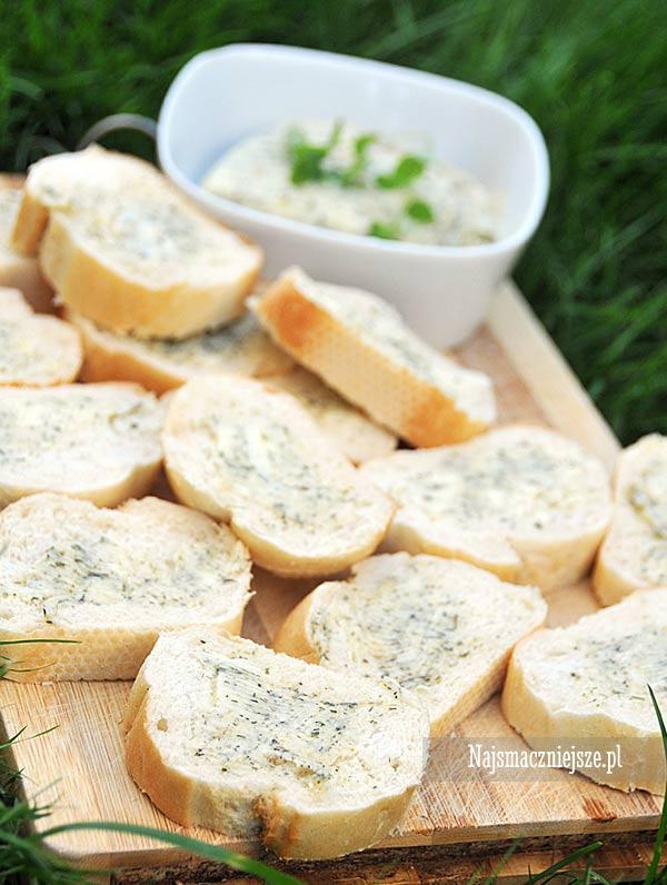 Tosty z masłem
