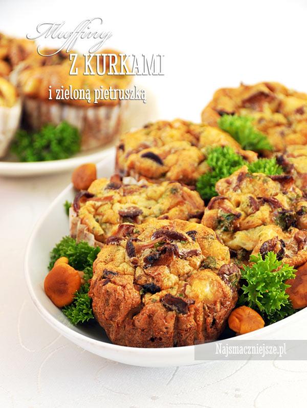 Muffiny na śniadanie