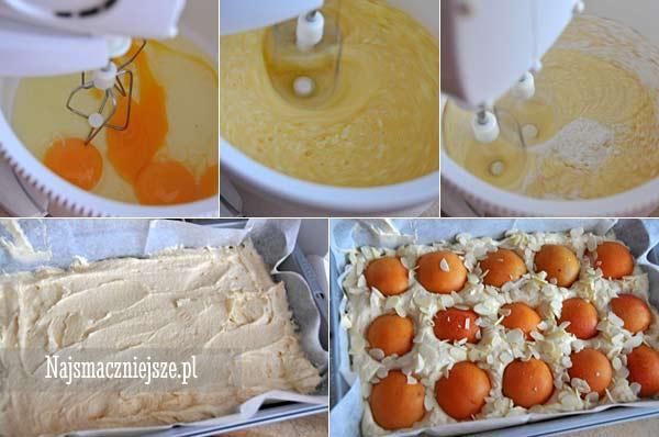 Przygotowanie ciasta