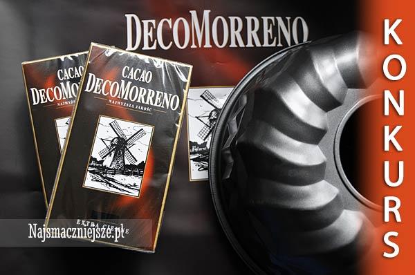 Konkurs z DecoMorreno