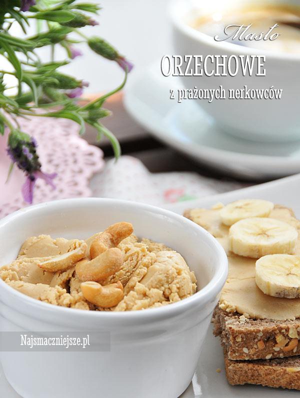Masło z orzechów