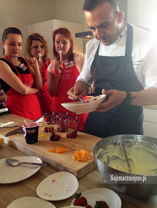 Przygotowanie deseru