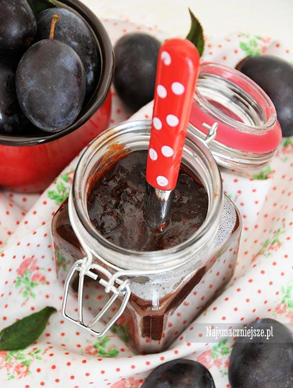 Powidła śliwkowe z kakao – Czekośliwka