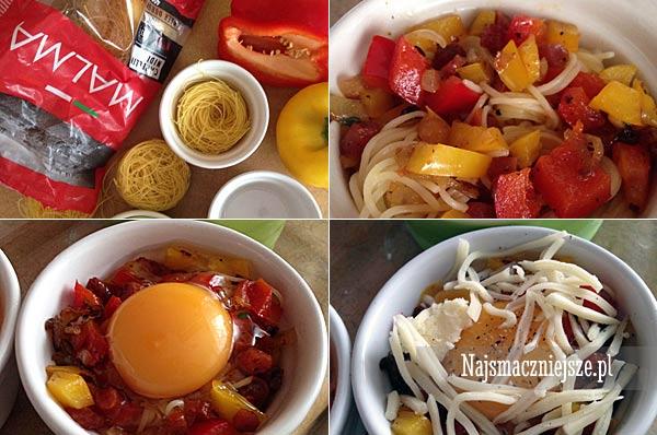 Przygotowanie jajek w kokilkach