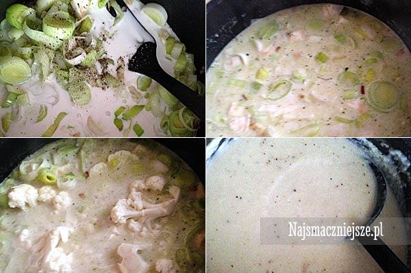 Przygotowanie zupy