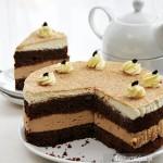Czekoladowe ciasto Cappuccino