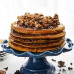 Korzenne placki z dyni - Pancakes