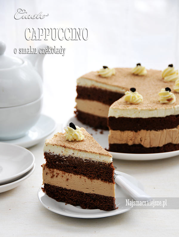 Ciasto Cappuccino