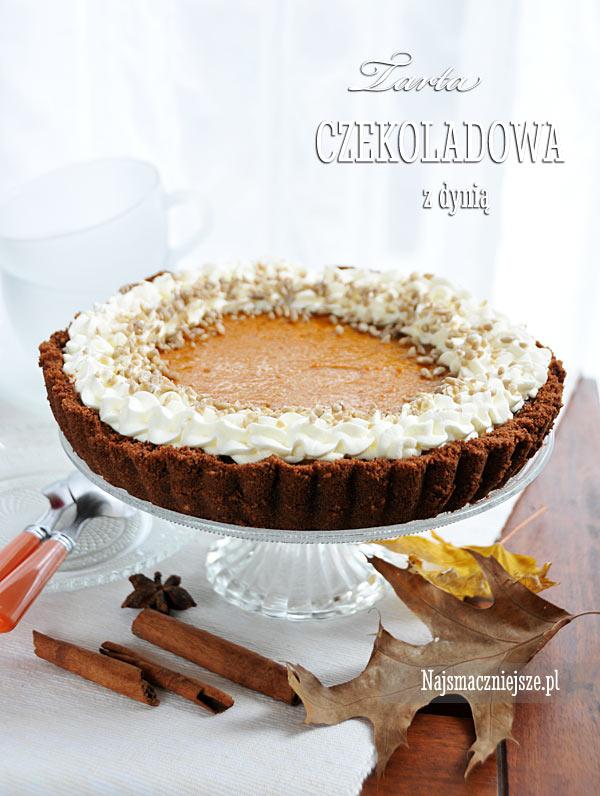 Tarta czekoladowa