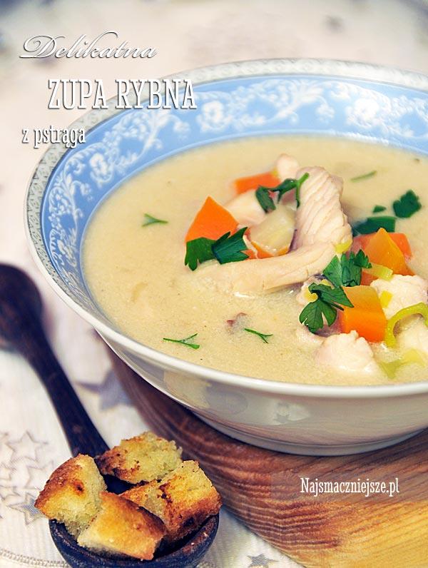 Zupa wigiijna z ryby