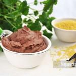 Krem czekoladowy z kaszy jaglanej