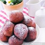 Pączki z ziemniakami